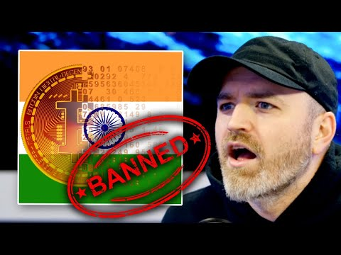 India Bitcoin Ban Looking More Likely...