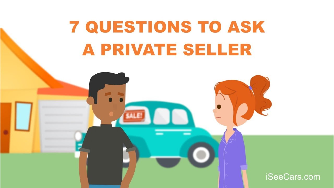 7 questions to ask before buying a used car from a private owner youtube. Black Bedroom Furniture Sets. Home Design Ideas