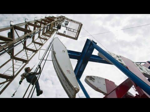 Canadian crude output