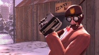Red Tape Recorder: TF2 [Commentary] Spy Enforcer / Kunai