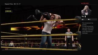Antwain Golden  WWE 2K18 Highlighs