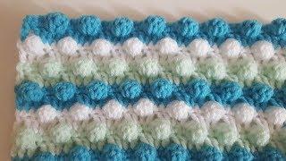 Tomurcuk Bebek Battaniyesi Yapımı