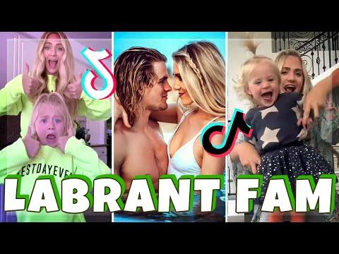 BEST LaBRANT FAM TikTok video Compilation | Savannah & Cole 2020