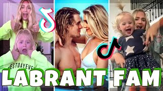 BEST LaBRANT FAM TikTok video Compilation | Savannah & Cole 2020