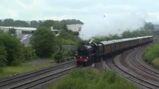 Railways UK Steam