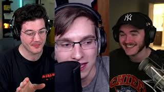 charlie slimecicle making me cry on the chuckle sandwich podcast (part 1)