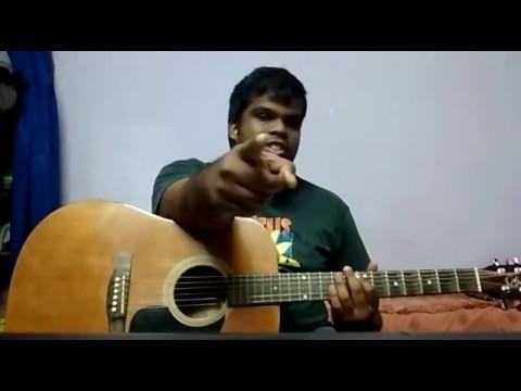 How To Play Yeshu Tera Naam Sabse Ooncha Hain - Acoustic Cover