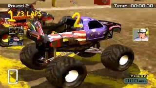 Monster 4x4: Masters of Metal PS2 PCSX2 gameplay 60fps HD (2003)