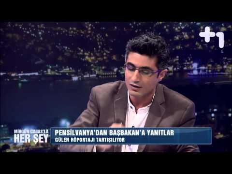 Mirgün Cabas'la Her Şey - Barış Pehlivan - İhsan Yılmaz - 1.Bölüm