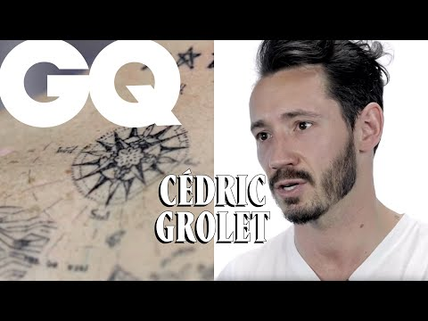 Cédric Grolet révèle le secret de ses tatouages