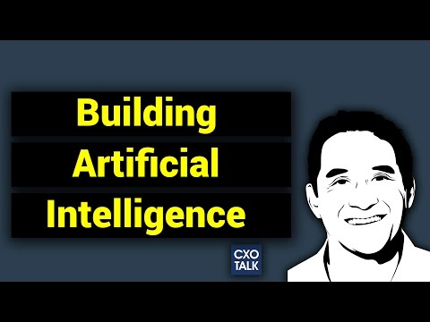 #222 Building an Artificial Intelligence (AI) Platform