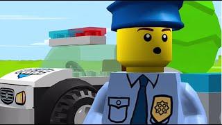 👍 LEGO JUNIORS. Мультики про машинки. ЛЕ...