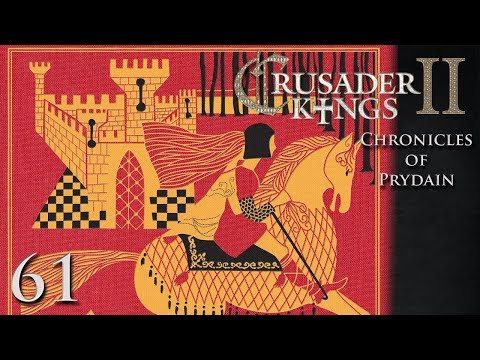 """Let's Play """"Crusader Kings II""""! Part 061 - The Chronicles of Prydain"""