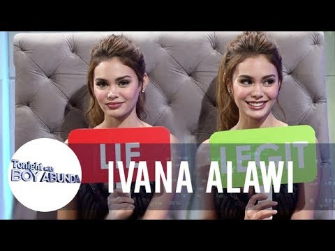 Ivana answers allegations that she underwent plastic surgery | TWBA