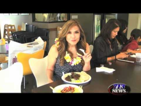 713News On The Road--Gourmet Plate Lunches
