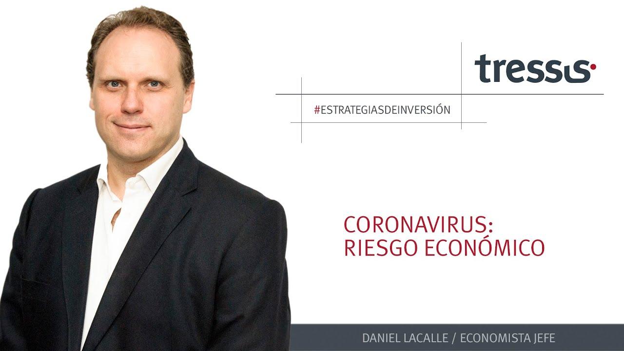 Image result for Coronavirus: riesgo económico