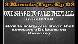 Unraid Shares