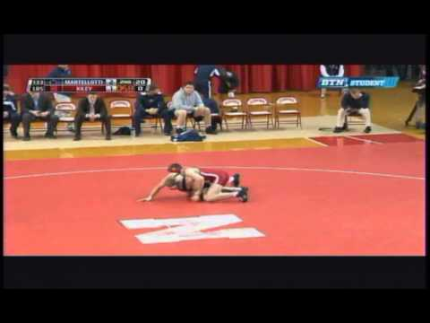 Frank Martellotti vs Ridge Kiley