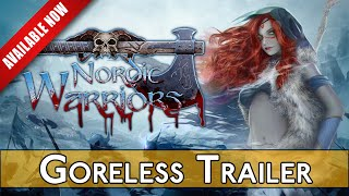 Nordic Warriors Gore-Less Gameplay Trailer
