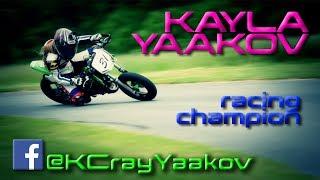 Kayla Yaakov Racing Featurette @KCrayYaakov