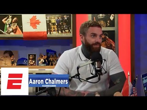 [FULL] Aaron Chalmers interview | Ariel Helwani's MMA Show | ESPN