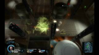 Alien Swarm Gameplay [Free Game For Steam And Valve/Nivel 1]