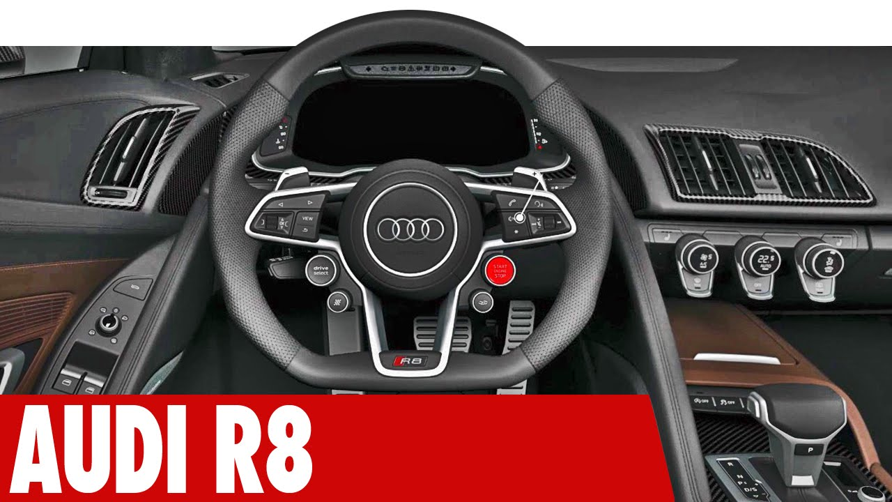 Great ▻ 2016 Audi R8   Interior   YouTube