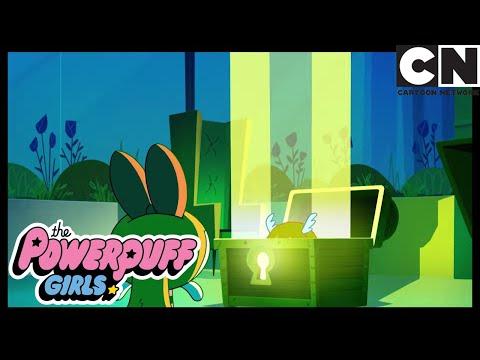 Puffdora's Box | Powerpuff Girls | Cartoon Network
