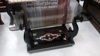 #Стол журнальный стеклянный ДС 15 Шедевр. Мебель Антоник(Стол журнальный стеклянный ДС-15 Шедевр Каждый из столов может быть изготовлен по индивидуальному заказу..., 2016-09-05T09:33:28.000Z)