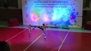 Gambar cover Носова Варвара и Яшаров Дмитрий