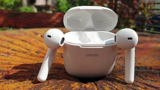 Joyroom JR-T04S Earbuds Review: Bigger than Airpods!