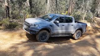 Ford Ranger Raptor vs Toyota HiLux Rugged X Review