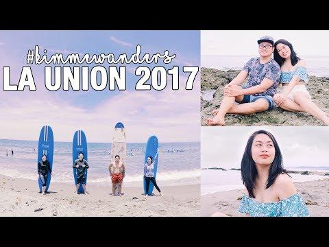 La Union Vlog: My First Time Surfing | Kim Mendoza