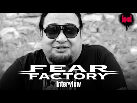 FEAR FACTORY / Interview / Novi Sad, Serbia, 12.07.2015