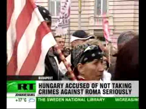 Attacks on Roma people in Hungary