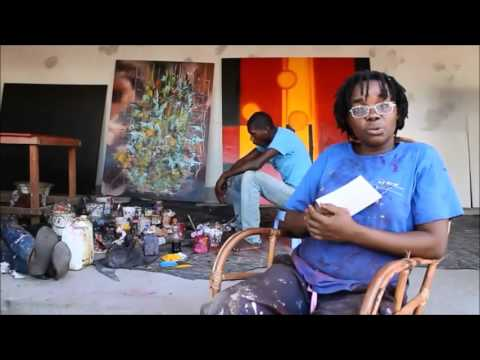 Club des Femmes Artistes Peintres du Congo