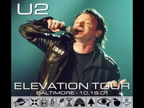 U2 - Baltimore, USA 19-October-2001 (Full Concert Enhanced Audio)