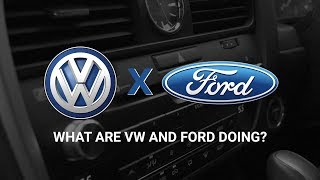 What are VW and Ford working on together? | OSV Behind the Wheel