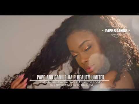 Pape and Camile Hair Promo (Fantasist)
