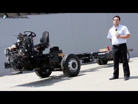 Mercedes - Benz OF1721 2014 l Video en Full HD l Presentado por BUSESYCAMIONES.pe