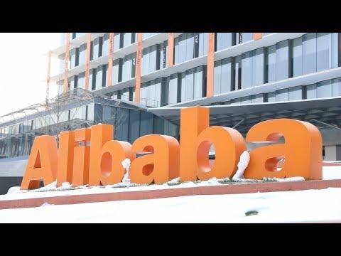 Alibaba Buys Chinese AI Chipmaker
