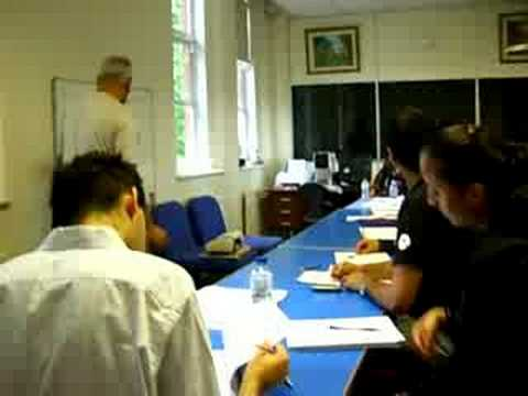 Sindhi Language Class in London, Sunday August 3rd 2008