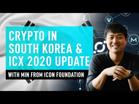 Crypto Resurgence In South Korea & Icon ICX 2020 Update