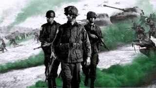 Company of Heroes 2 The Western Front Armies Battle music+Main theme