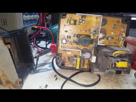 Converting A Dewalt 110v Battery Charger To 240v For 1 75