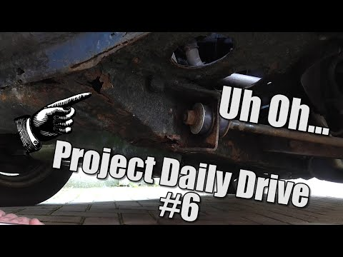 Morris Minor - Chronic rot? - Project Daily Drive #6