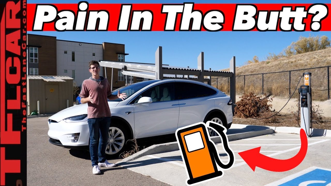 Here's Why Charging an Electric Car Can Suck - And It's Not The Reason You Think!