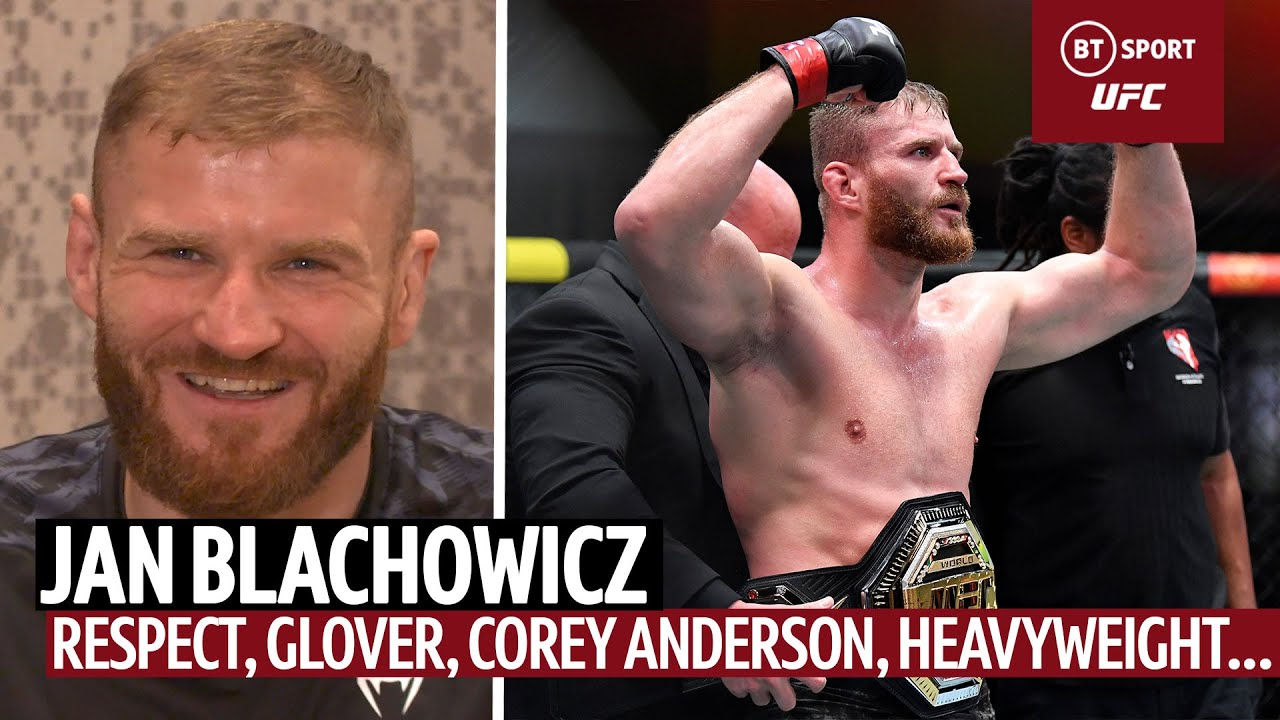 """""""Now People Respect Me, Fighter's Respect Me, I'm True Champion!"""" Jan Blachowicz Ahead Of UFC 267"""