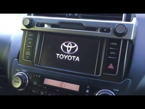 Prado 150 facelift model fuel trip meter reset