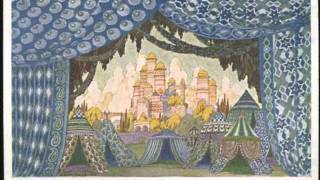Mikhail Glinka – RUSLAN AND LYUDMILA – Ratmir's aria: 'I zhar, i znoy smenila nochi ten' (Diadkova)